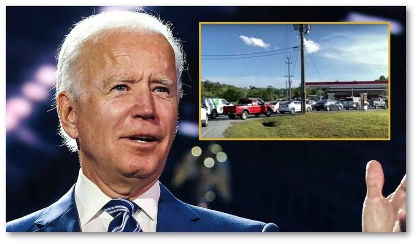 SATIRE POST OF THE DAY: BIDEN GIVES THANKS