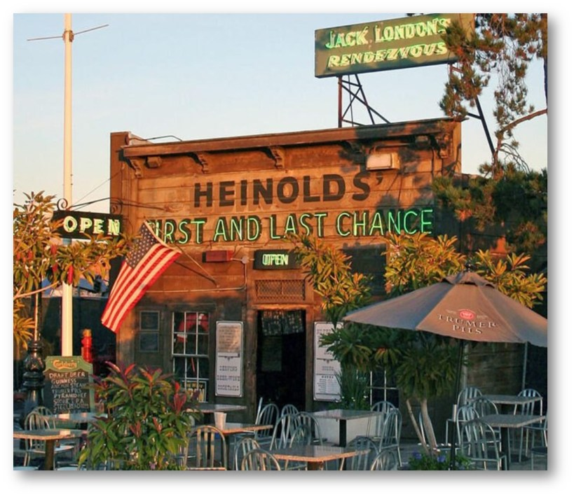 NOR CAL ADVENTURES- THE HISTORIC DIVE BAR OF YOUR DREAMS