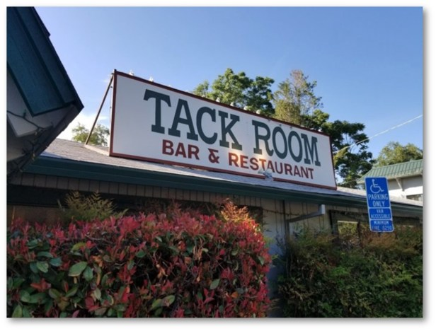 NOR CAL ADVENTURES THE TACK ROOM STEAKHOUSE