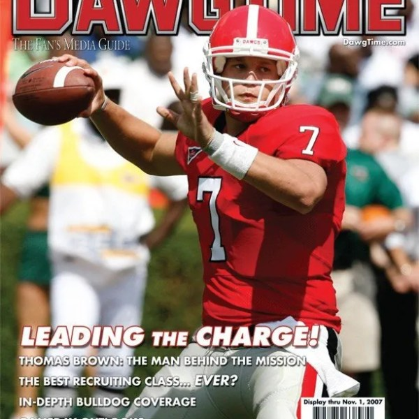 2007 DAWGTIME Magazine