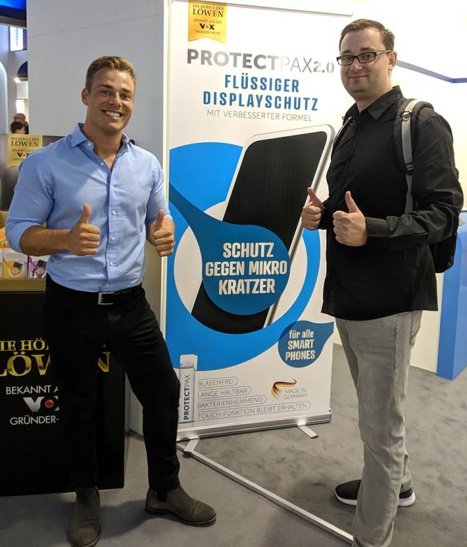 Pascal Buchen von ProtectPax 2.0