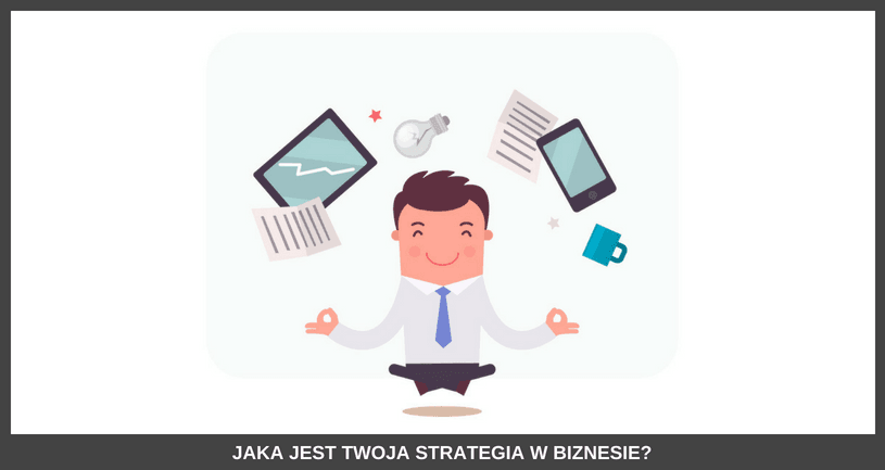strategia w biznesie