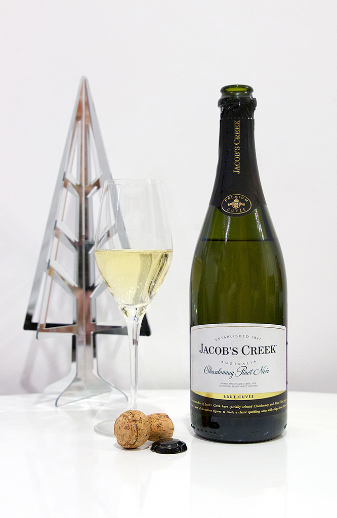 Jacob's Creek Sparkling Chardonnay Pinot Noir Brut Cuvee