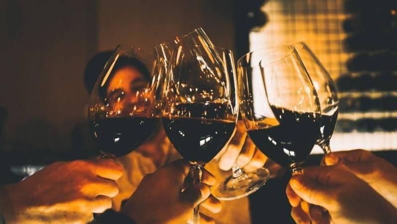 Вечеринка Wine Cases