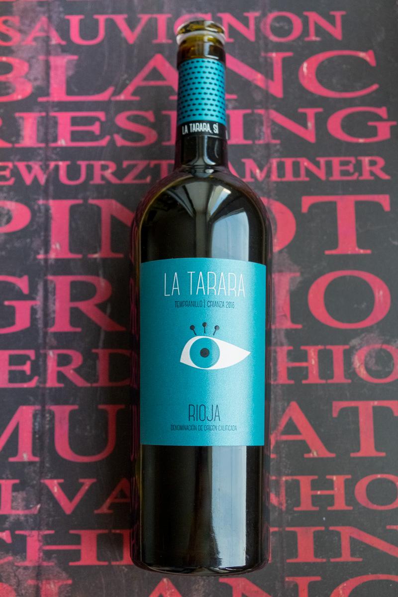 La Tarara Crianza Rioja DOC 2016