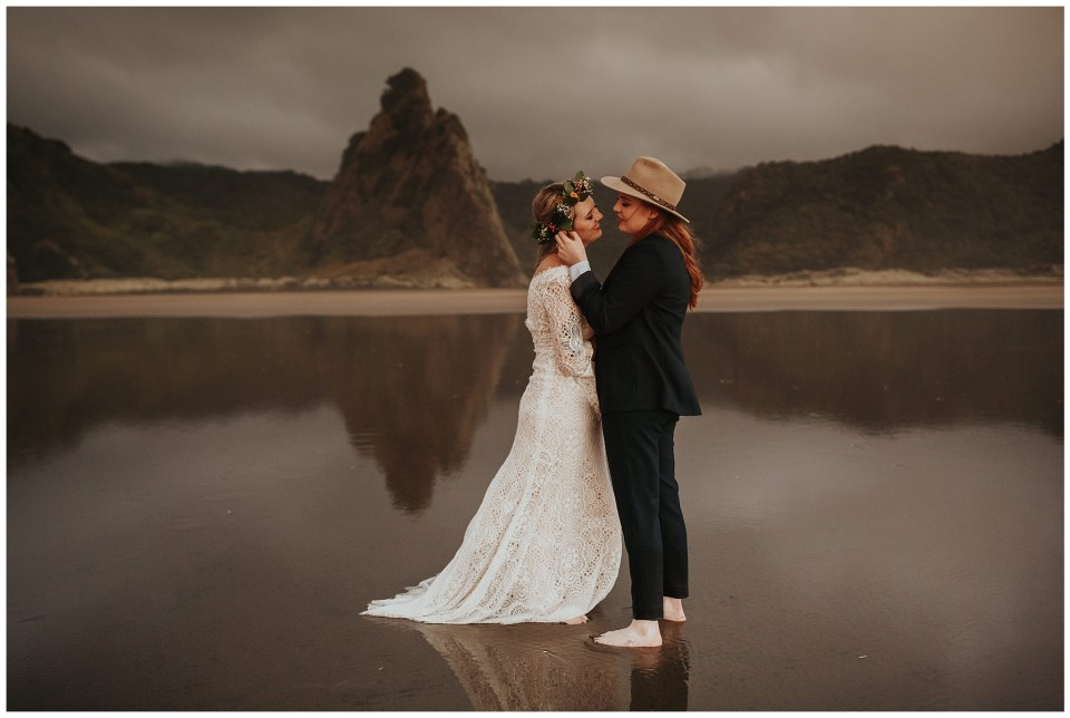 New Zealand Elopement // Dawn Photo Elopement Photographer // @dawn_photo