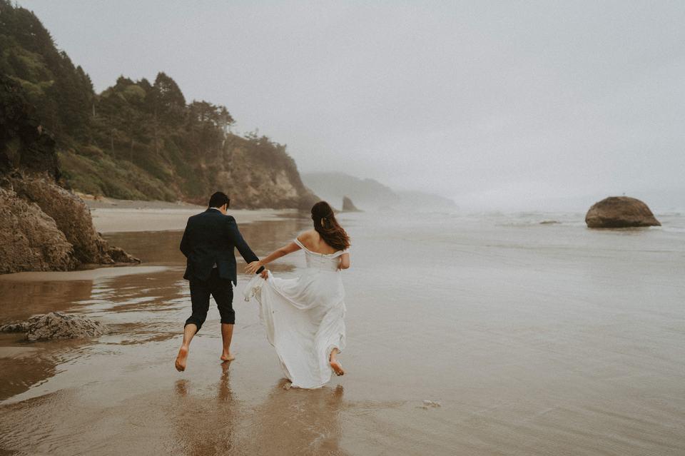 honeymoon in oregon
