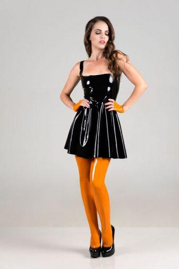 Babydoll Dress  Dawnamatrix Latex Clothing