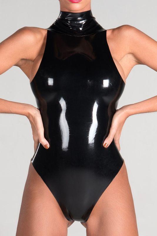 Sleeveless Bodysuit  Dawnamatrix Latex Clothing