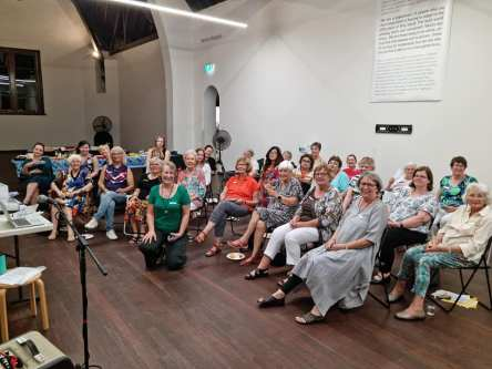 "Fremantle Soroptimists ""Music Talks"" Event at DADAA"
