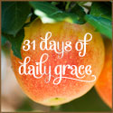 31 Days of Daily Grace