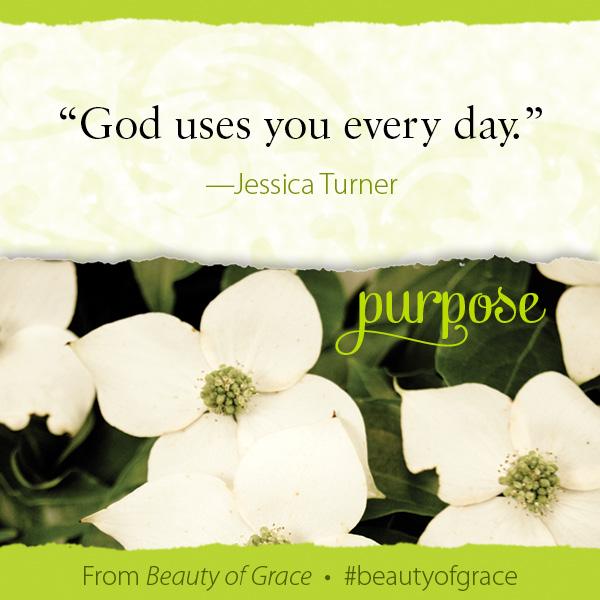Jessica Turner The Beauty of Grace #beautyofgrace