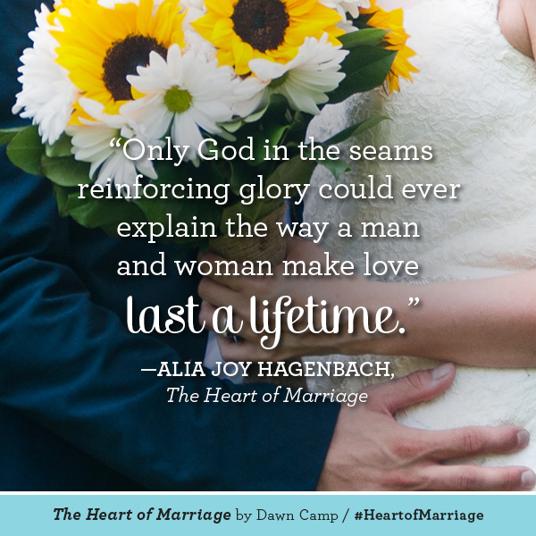 Alia Joy Hagenbach The Heart of Marriage #HeartofMarriage