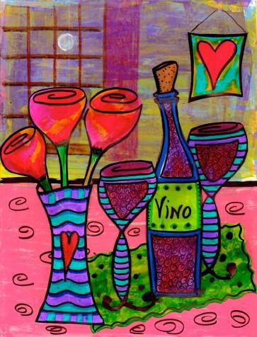 Moonlight and Wine