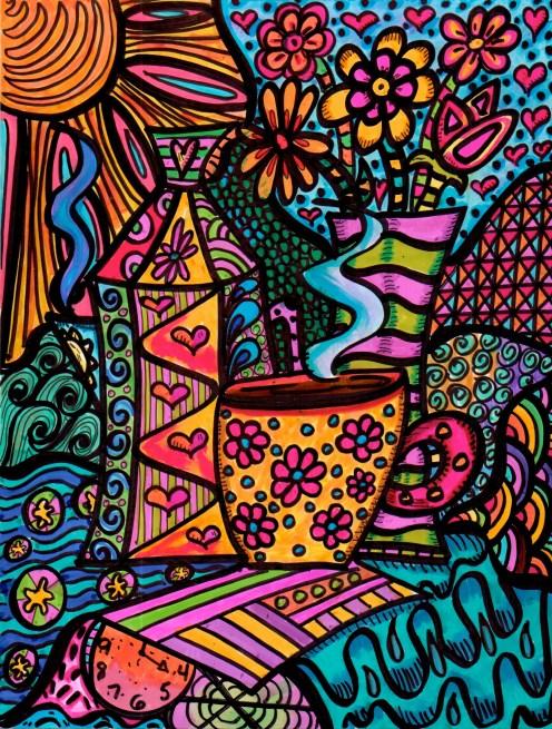 Sunshiny Hippie Morning