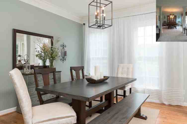 Dawn D. Totty Designs, Dining Room Redesign