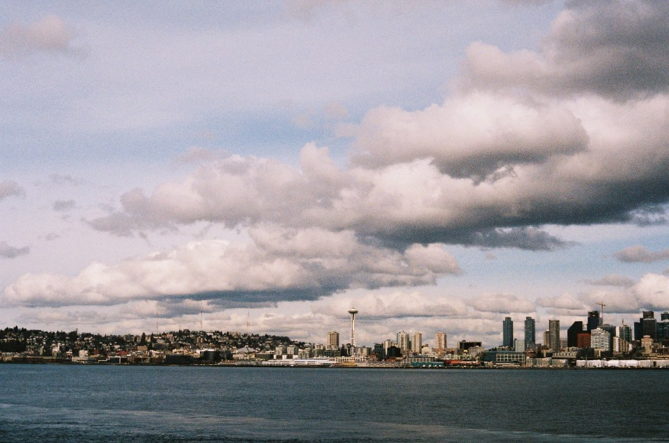 Photographs: Seattle