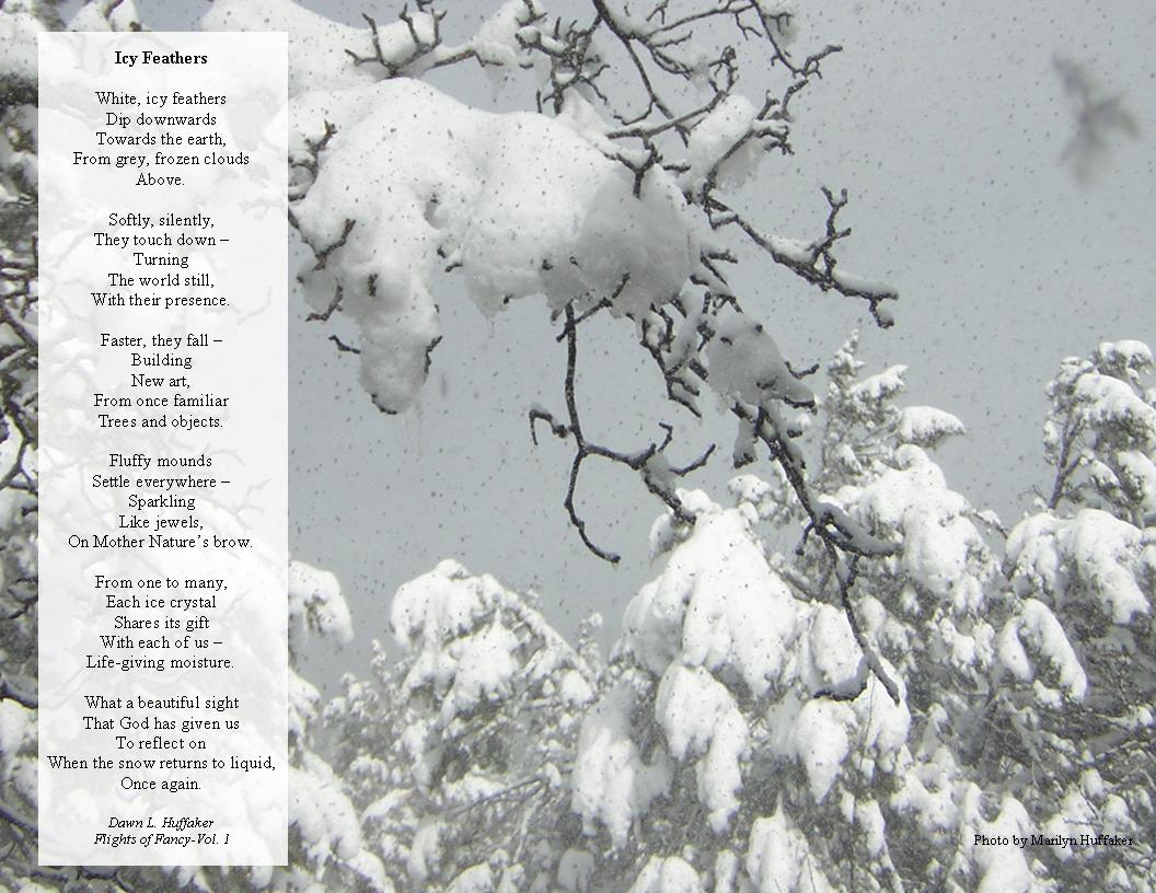 Nature Through Poetry Calendar Is Now Available