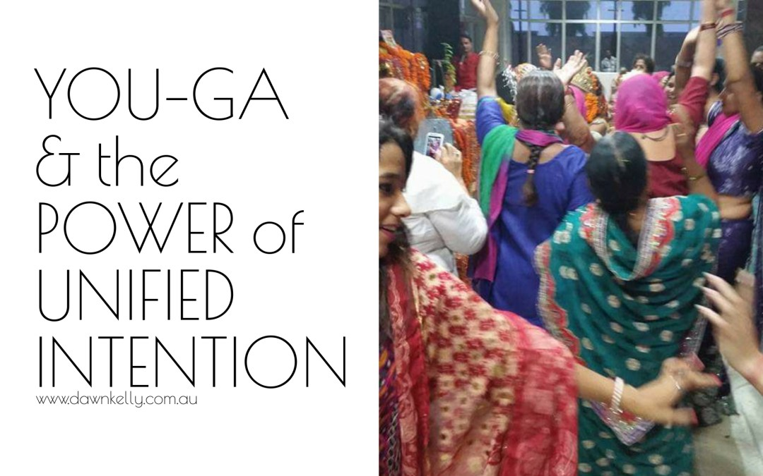 The Power of UNIFIED INTENTION
