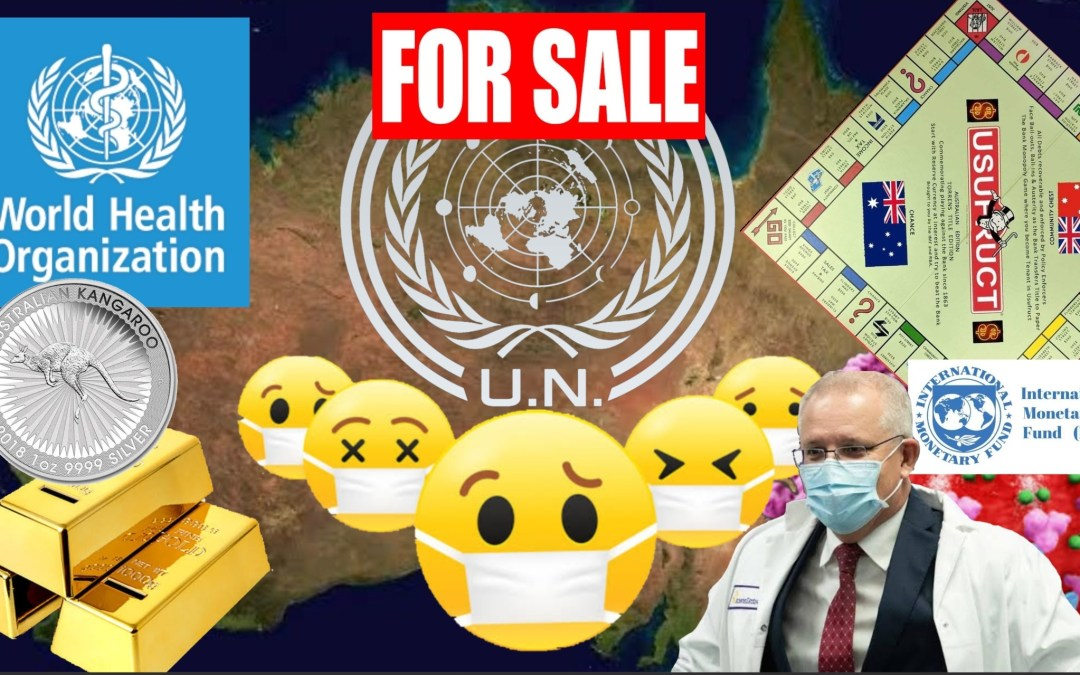 END OF USUFRUCT – The UN are moving in – WELCOME to the FLU WORLD ORDER