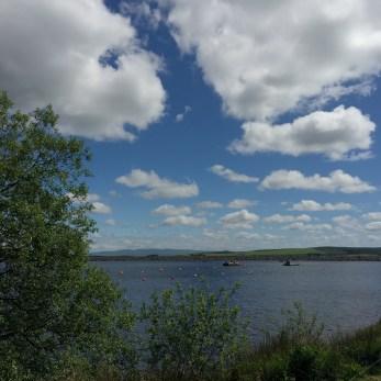 the solitary lake