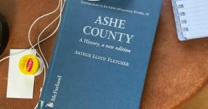 Ashe County A history