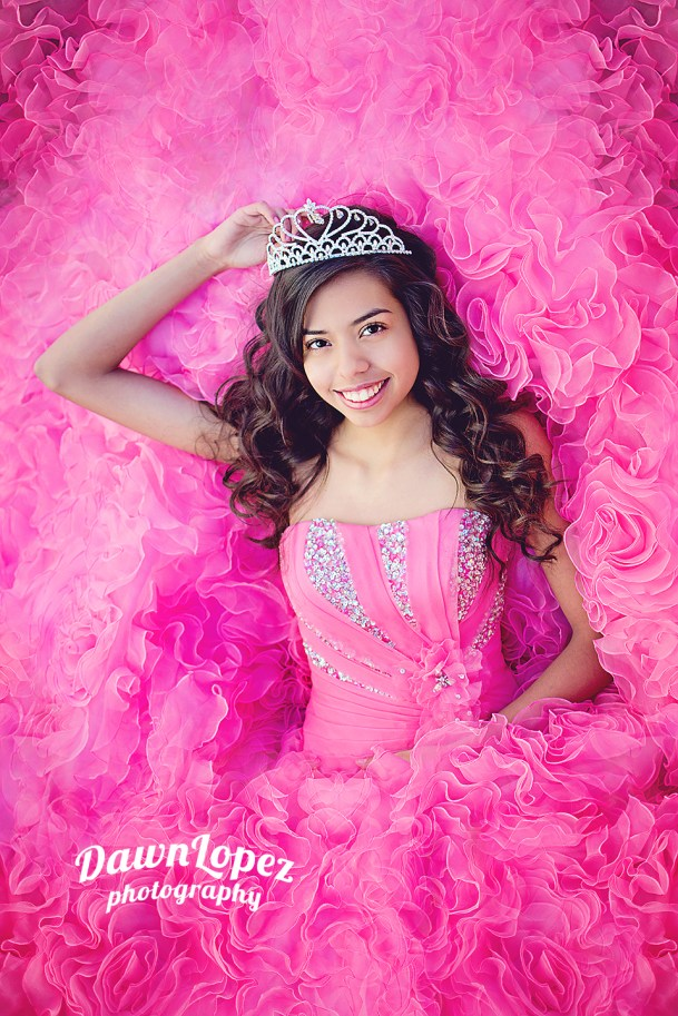 Miss E Quinceanera Burleson Teen Quince Photographer
