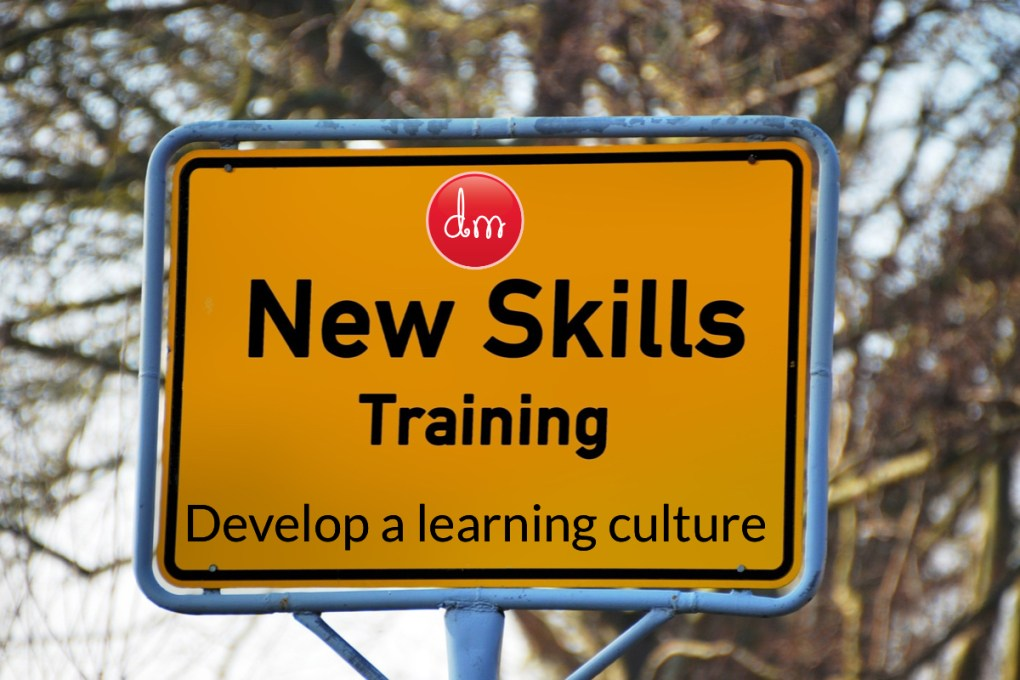 Develop a learning culture