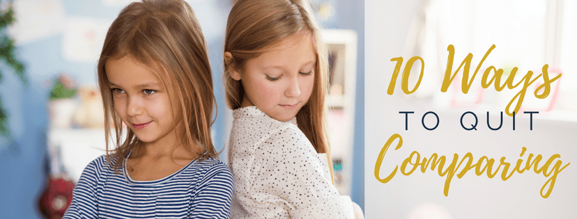10 Ways to Quit Comparing and Build Community | Dawn M Owens