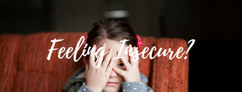Feeling Insecure | Dawn M Owens | Blog Post