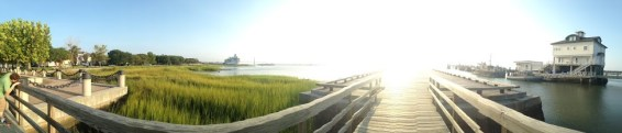 charleston panoramic