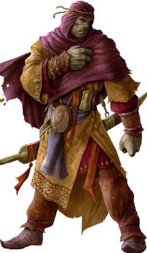 Half Orc Dawn Of A New Age Wiki