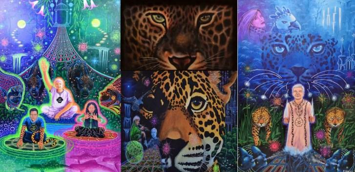 Jaguar-Shamans