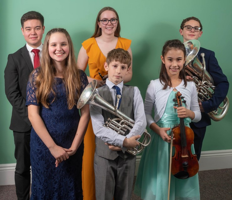 2019 Young Musicians