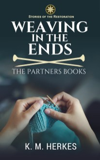 Weaving Ends cover