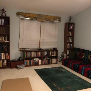 new book nest left side