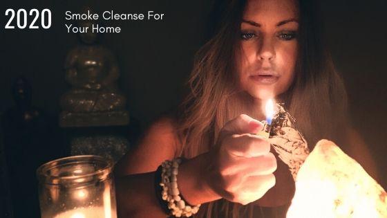 Home Smoke Cleanse