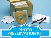 Preservation and Archiving your Family Photos
