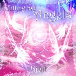 CALLING MY ANGELS PARADISE MUSIC RELAXATION CD