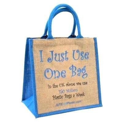 ECO FRIENDLY JUTE TANTRA BAG