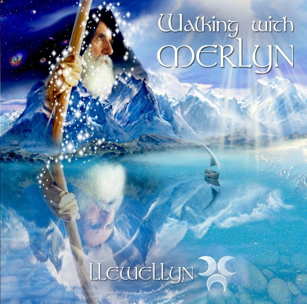 WALKING WITH MERLYN PARADISE MUSIC CD