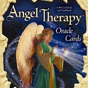Angel Therapy Oracle Cards by Virtue, Doreen