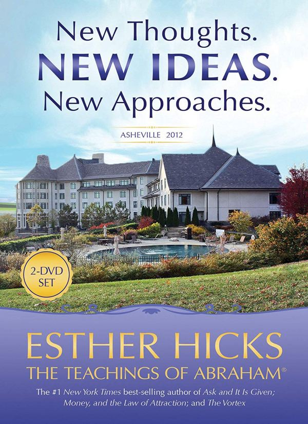 New Thoughts. New Ideas. New Approaches Asheville 2012 DVD Region 1