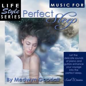 Perfect Sleep CD, Medwyn Goodall relaxation, meditation, therapy