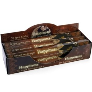 2 Packs Of Happiness incense by Lisa Parker