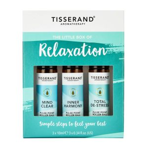 Tisserand Aromatherapy The Little Box of Relaxation 3 x 10ml