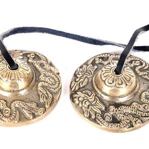 Tibetan Buddhist Hand Bells