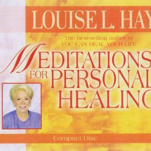 Meditations for Personal Healing (Audio CD)