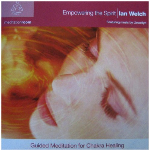 EMPOWERING THE SPIRIT: GUIDED MEDITATION FOR CHAKRA HEALING BY