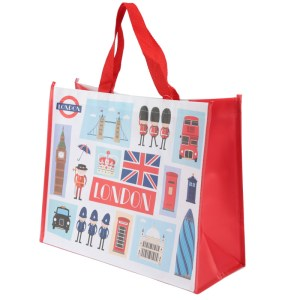 Fun London Guardsman Durable Reusable Shopping Bag